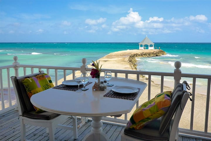 On Beach Cook 4 Pers,1 Bed 1 Sofabed 1 Bdrm(SPC21)