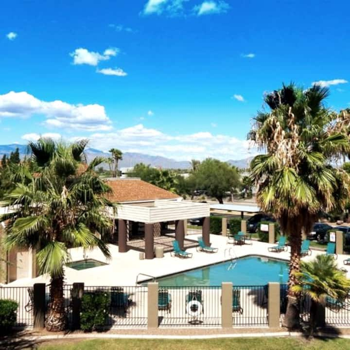 Private, Clean & Comfortable East Tucson Stay!