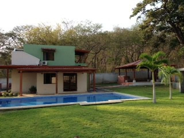 casa vacaciones de playa - Sardinal de Carrillo - Casa de férias