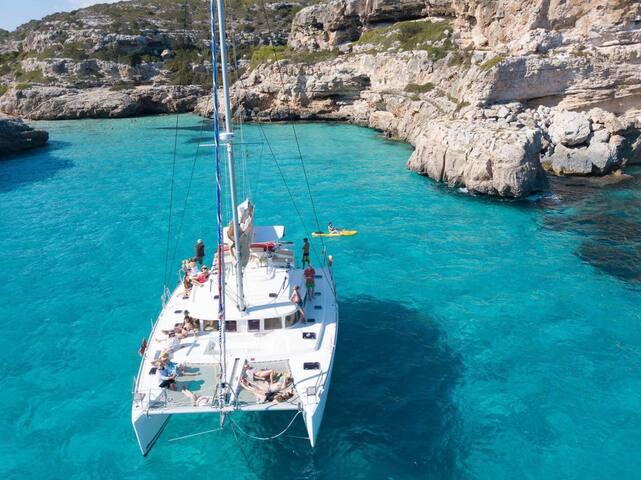 Catamaran Tour Grenadines Price / Double Room