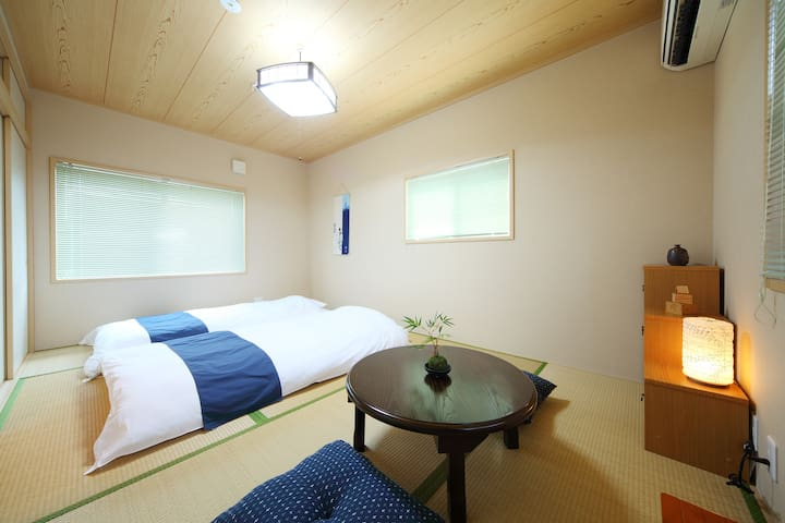 【KYO TRUST】Clean & Cozy House with Free Bicycles - Minami Ward, Kyoto - Kondominium