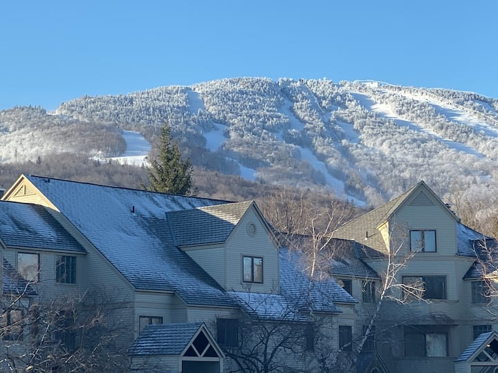 Stratton Mountain - 2 BDR w/ Spectacular View!