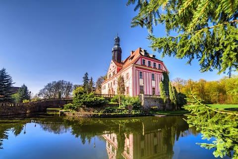 Nice stay in a castle near Wroclaw