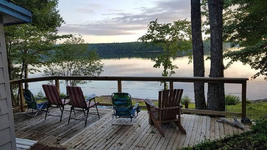 Relaxing Oasis on Washademoak Lake - Wickham - Cabaña