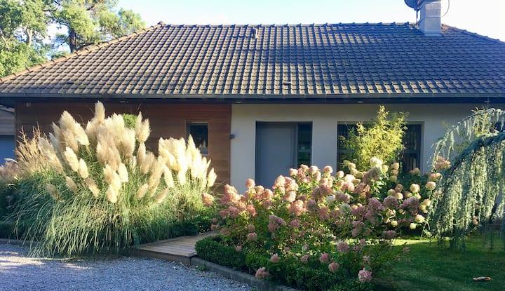 Jolie Villa contemporaine de famille au Touquet