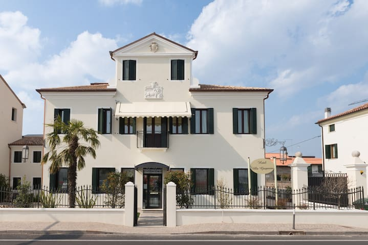 BOOK A PART OF VILLA VENETA!