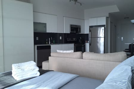 Unique Studio in Downtown Toronto - Toronto - Appartement