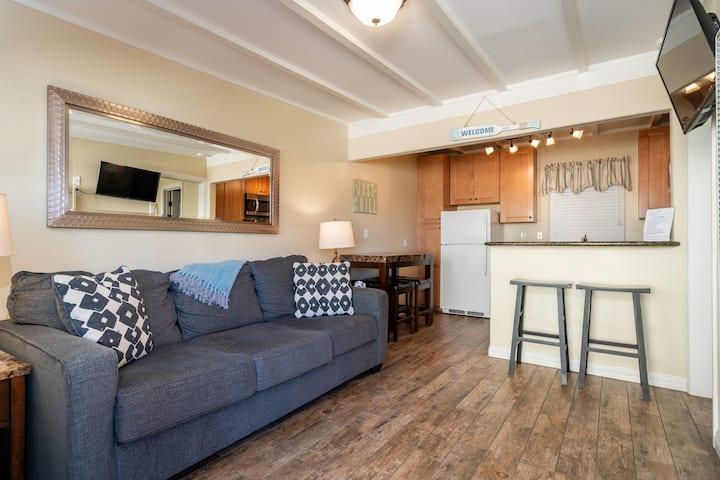 Ocean close apartment UnitB