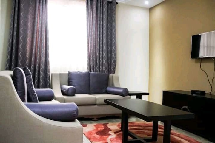 Fully furnished apartment, west legon, Accra