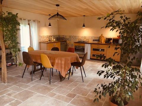 Jolie maison rénovée en Périgord Vert
