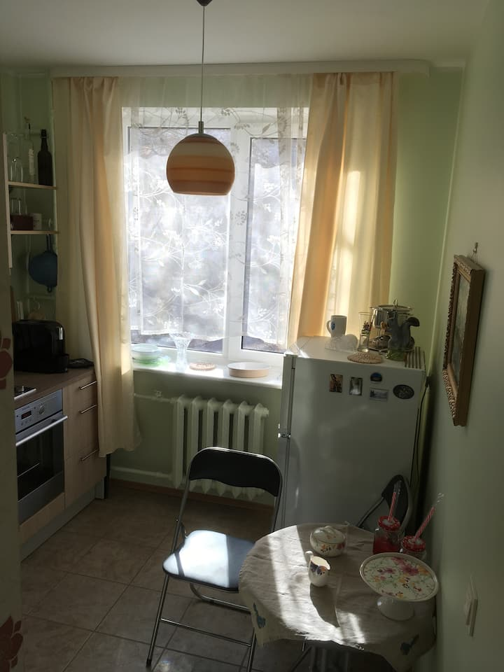 Well eqipped cozy apartment near downtown Haapsalu