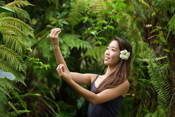 Learn to express 'aloha' in Hawaiian way