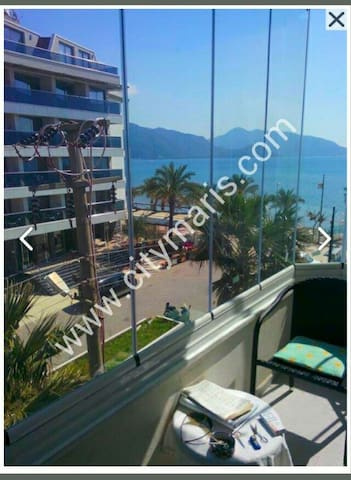 Seaview apartment 1+1 - Marmaris  - Apartament