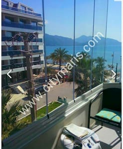 Seaview apartment 1+1 - Marmaris
