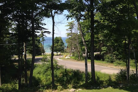 Great View of West Traverse Bay!