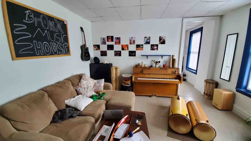 Bronx Music House