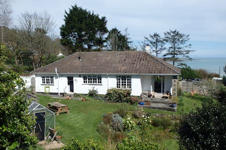 Silvermere seaside bungalow - Coverack
