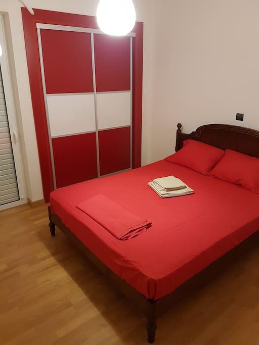 Υπνοδωμάτιο νούμερο 1