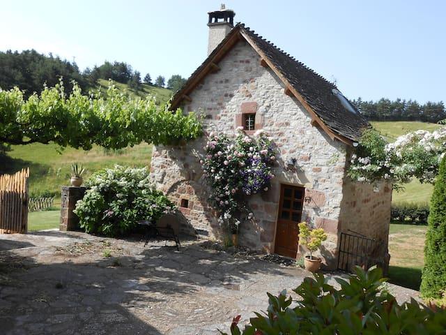 Maison de charme - La Canourgue - Hotel ekologiczny