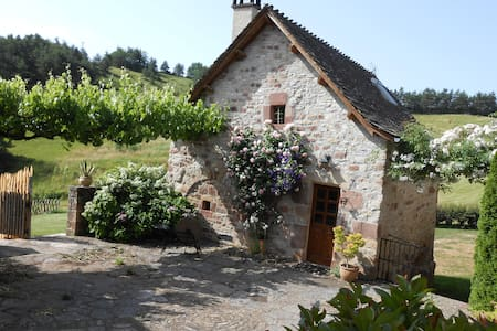 Maison de charme - La Canourgue - 自然小屋