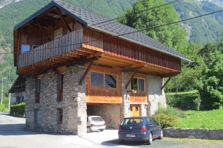 Grande maison de charme - Ugine - Casa