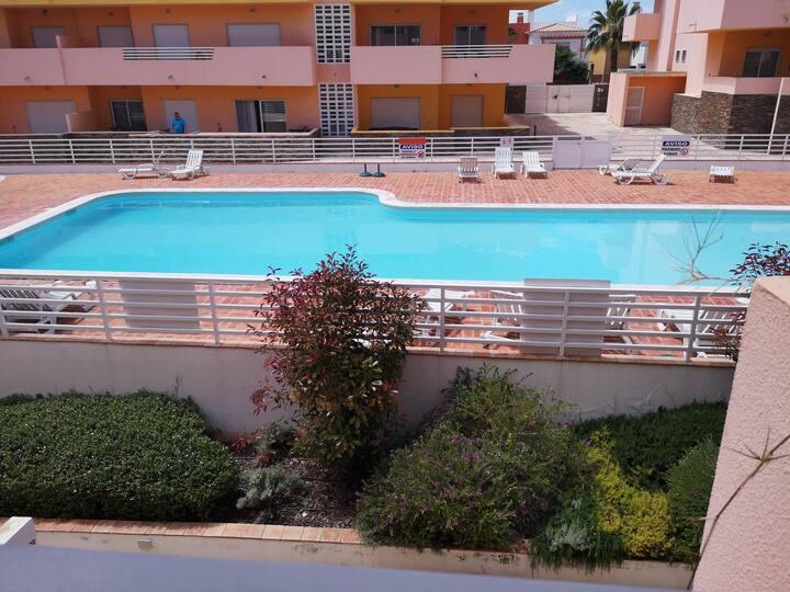 Cabanas de Tavira, Apartamento com piscina