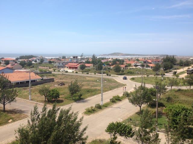 Duplex para alugar Praia do Sol Laguna - Laguna - Apartamento