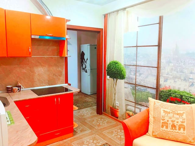 Апартаменты на Калинина 161А