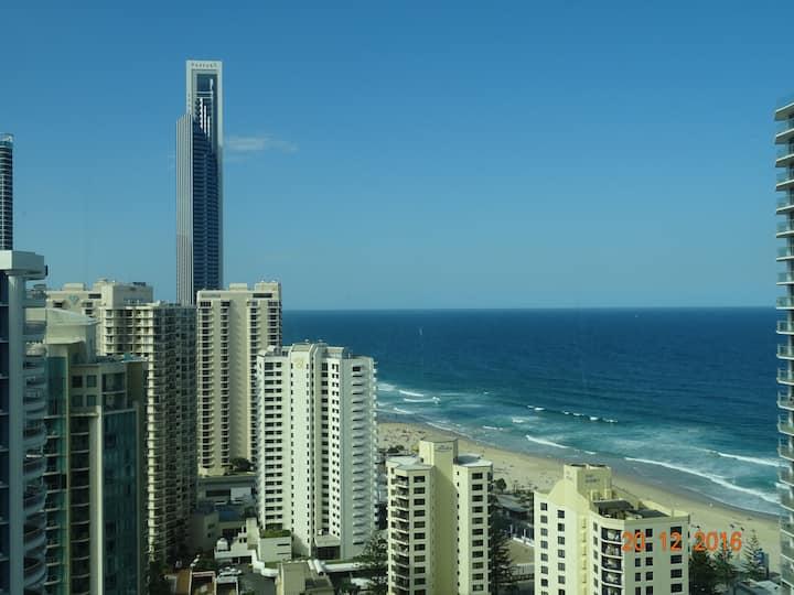 Q1 Resort Spa, Ocean view, FREE Wifi, Parking