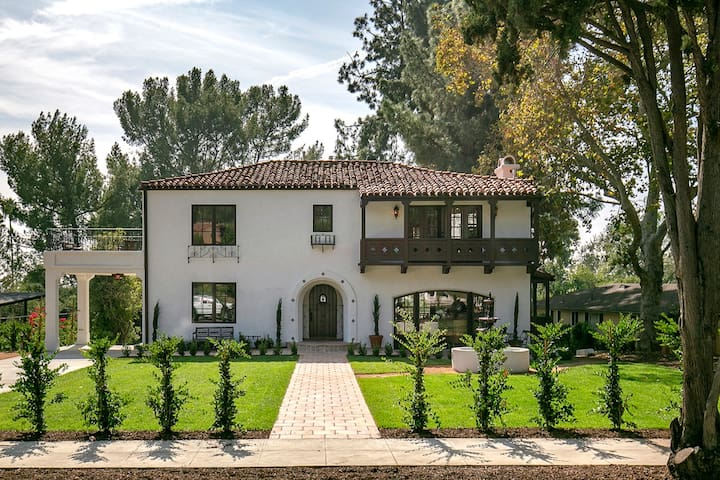 Exceptional Spanish Estate for Weddings & Events