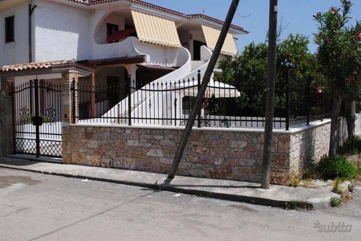 Casa vacanza Lido del Sole Villetta indipendente