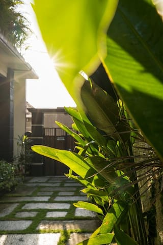 Kubu Lestari homestay and Studio 7