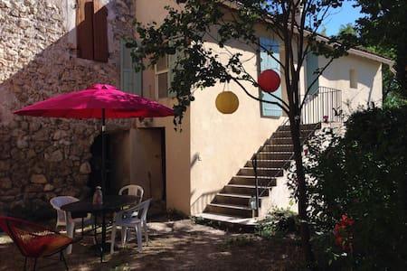 Authentic Provençal House - Mazan
