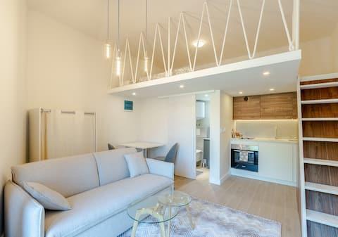 Mini Condos 0.3 Ground floor with private patio