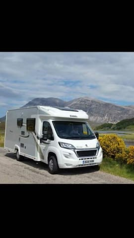 Motorhome Hire, Fife and Dundee - Fife