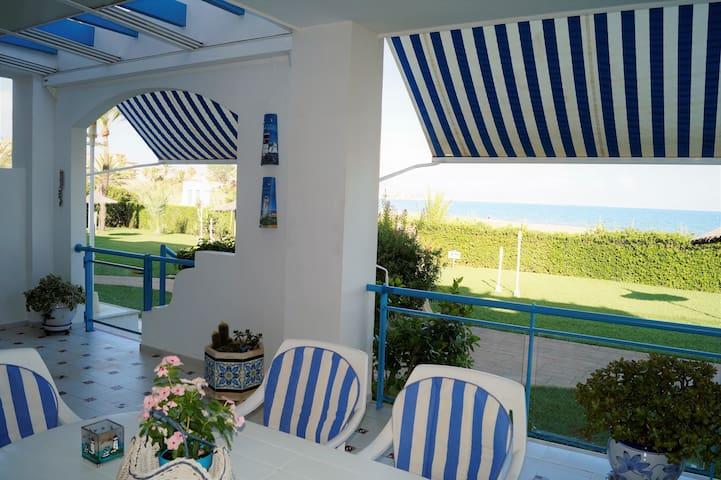 Apto en urbanización de lujo junto a la playa - Dénia - Apartment