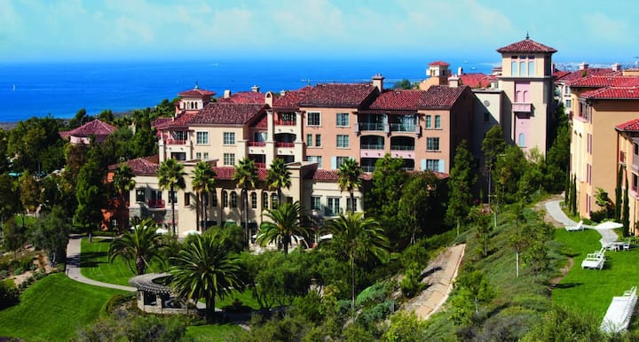Marriott's Newport Coast Villas 2 bed 2 bath unit