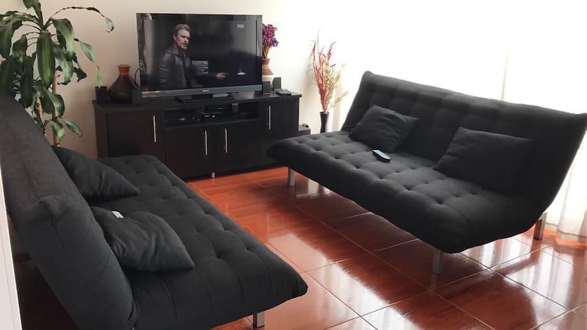 Moderno apto en excelente ubicación - Bogotá - Apto. en complejo residencial