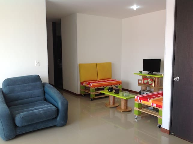 Comfortable Apartment for 4 guests - Fusagasugá - Apartmen