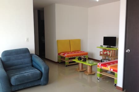 Awesome Comfortable Apartment for 4 guests - Fusagasugá