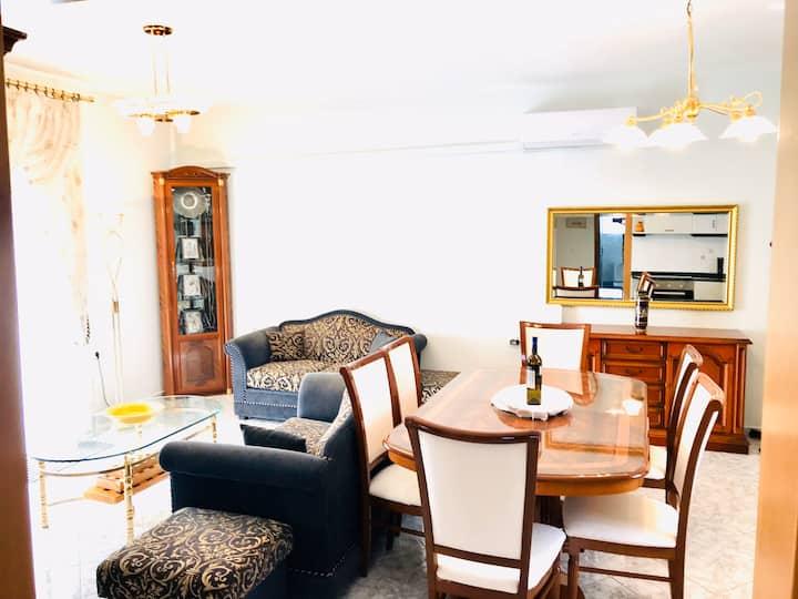 New elegant apartment in Kallithea Xalkidiki