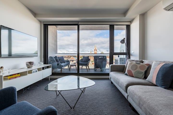 Modern, Comfortable, Convenient