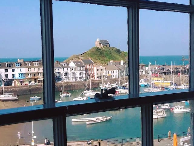 Fisher - The Admiral's House - Ilfracombe - Apartament