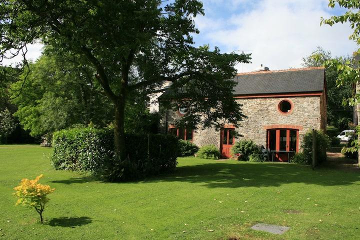 Barn conversion near Salcombe