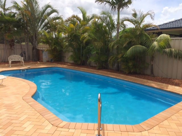 Tuncurry home for a great holiday or short break,