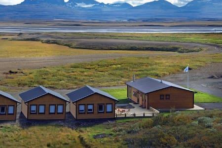 Hálsakot Lodge, near Egilsstaðir. - Zomerhuis/Cottage
