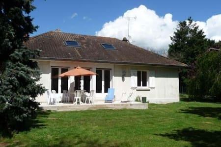 gite 8 personnes au calme près Vaux Le Vicomte - Crisenoy - Huis