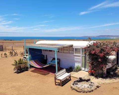 AUTOBÚS Adele 's Ranch, vista al mar, opción de desayuno