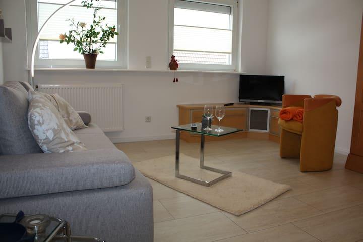 Schön, konfortabel & moderne ruhige Wohnung 45qm