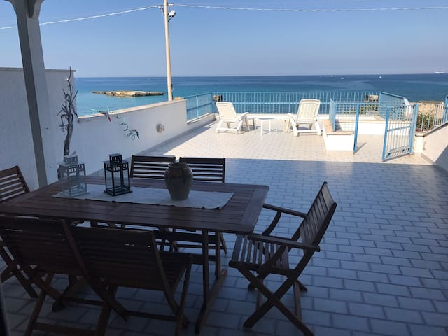 Appartamento con vista mare a San Foca - Salento! - San Foca - Appartement